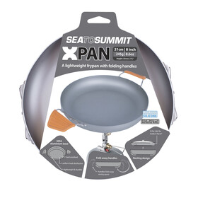 Sea to Summit X-Pan 8 Inch grijs/oranje